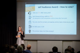 seif Awards Audience Awards Mechanism