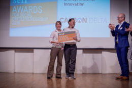 seif Awards 2016 Winner Carbon Delta