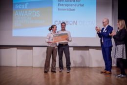 seif Awards 2016 Carbon Delta