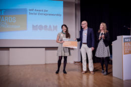 seif Awards 2016 Winner MoSan