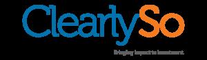 ClearlySo Logo & Tagline