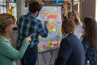 Workshop CSR to Corporate Impact Venturing