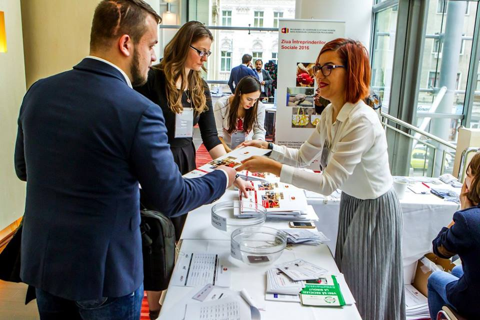 Social Enterprise Day 2016 Romania