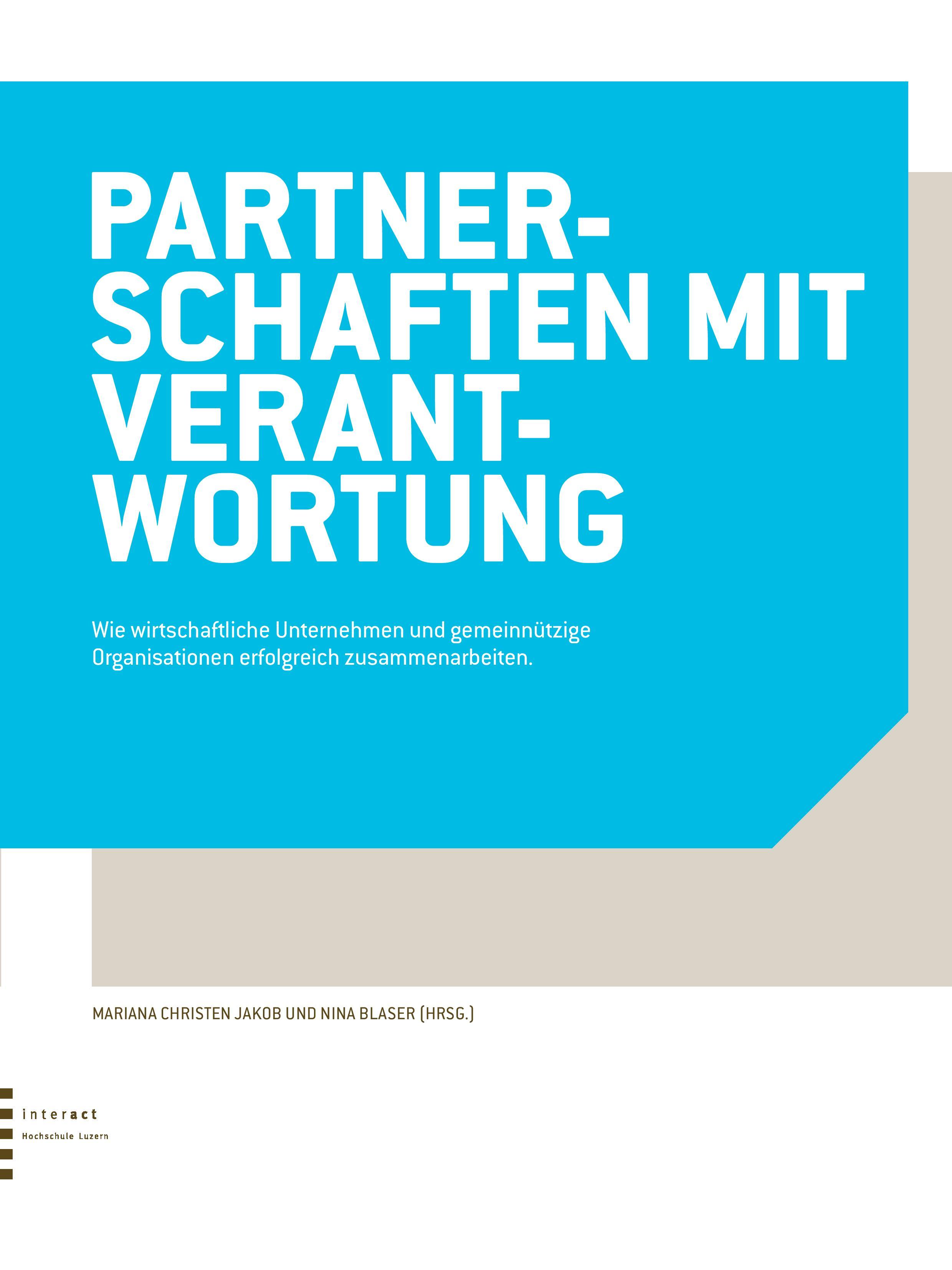 Partnerschaften mit Verantwortung